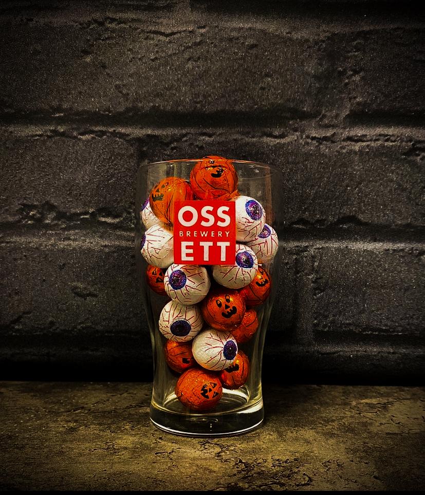 Ossett_Brewery - Festival Glass