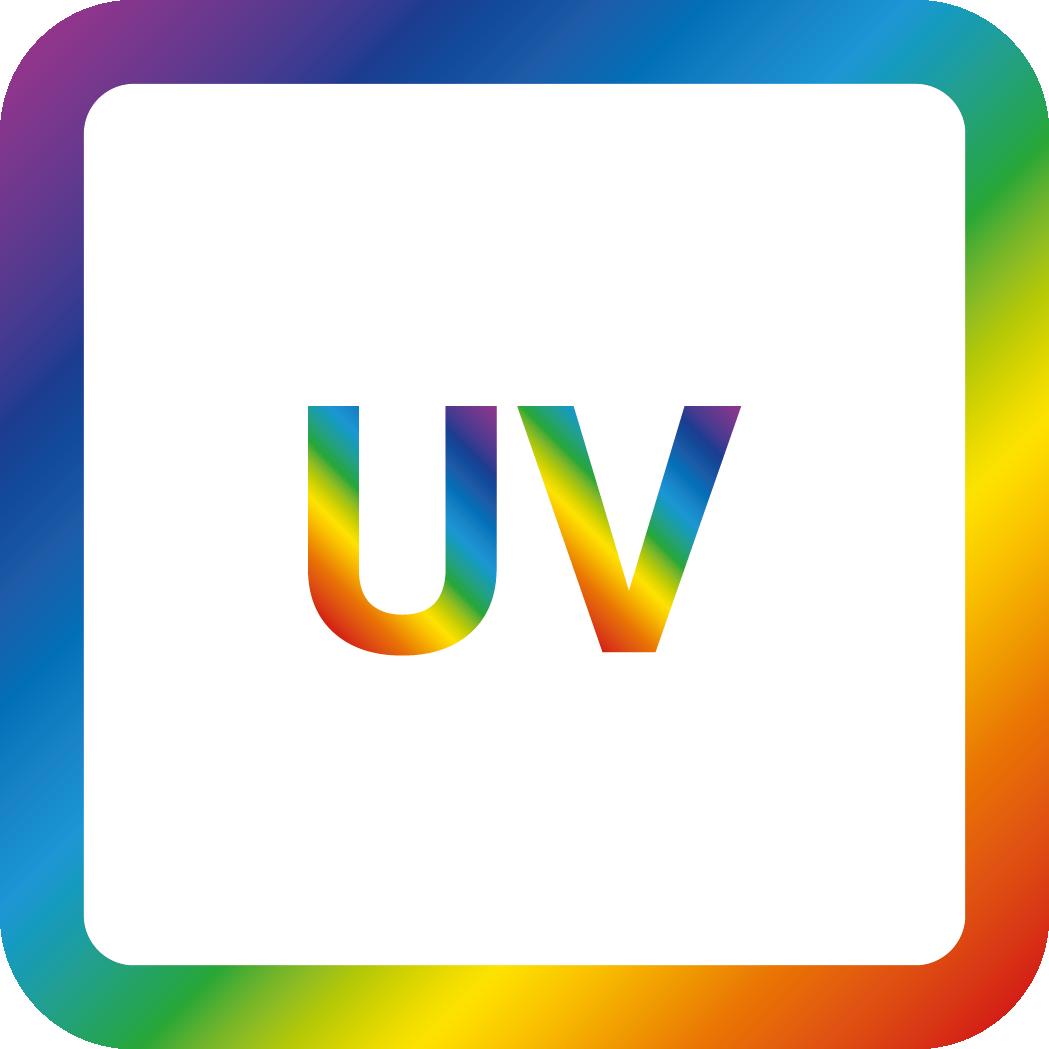 Ultraviolet Printing - Festival Glass