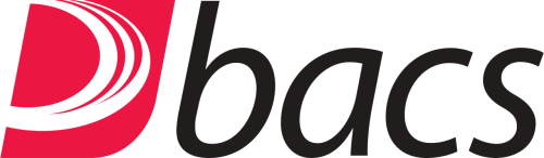 BACS Logo - Festival Glass