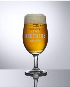 10oz Draft Stemmed Beer Glass