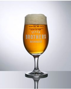 Toughened 10oz Draft Beer Glass
