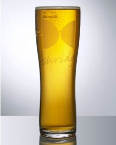 Toughened 20oz Aspen Pint Glass
