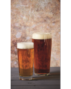 Toughened 20oz Billy Pint Glass