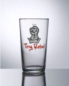 Toughened 20oz Conical Pint Glass - Festival Glass