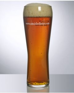 20oz Edge Pint Glass