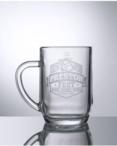 20oz Howarth Tankard - Festival Glass