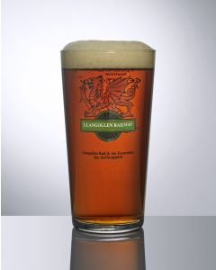 23oz Conical Oversized Pint Glass