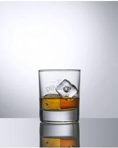 7.75oz Side Whisky Glass