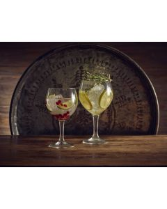 20.75oz Havana Gin Glass