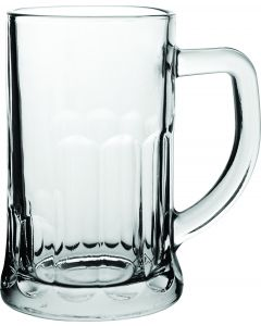 20oz Abbey Tankard Pint Glass - Festival Glass