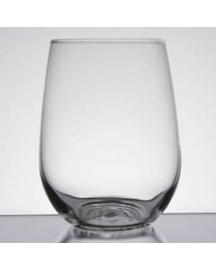17oz Stemless Wine - Festival Glass