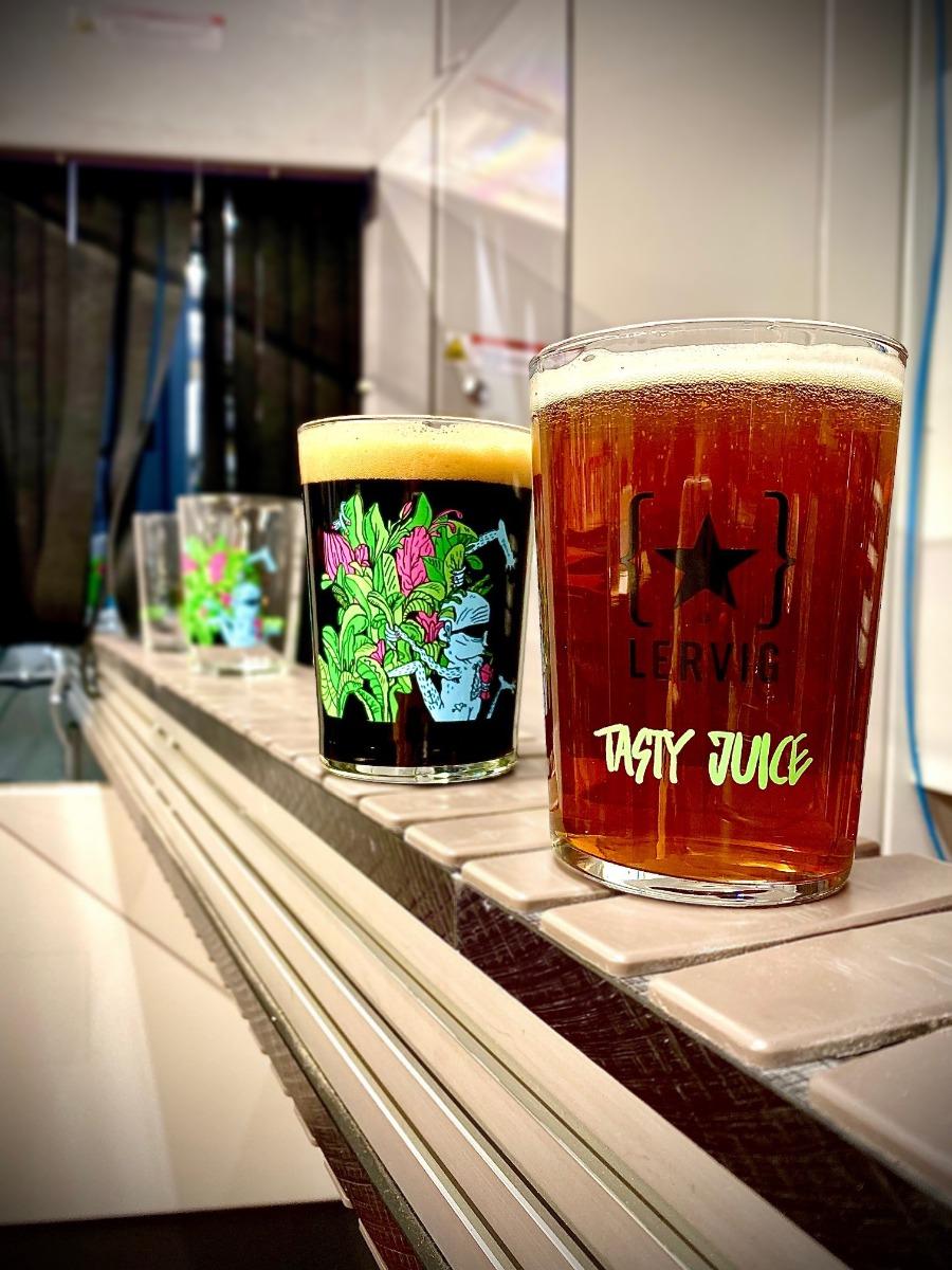 Lervig Brewery - Festival Glass